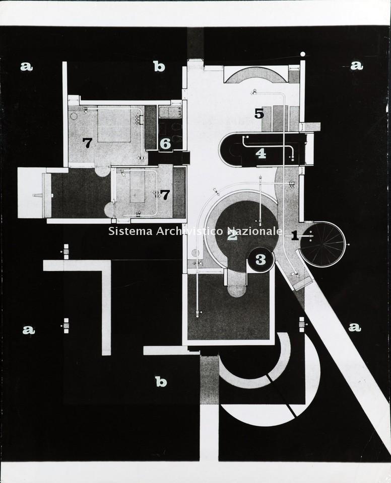 Leonardo Savioli, Villa Bayon a Firenze, 1965-1966