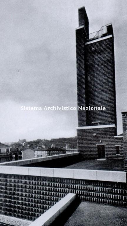 Umberto Nordio, Casa del Combattente e mausoleo di Guglielmo Oberdan, Trieste 1929-1935