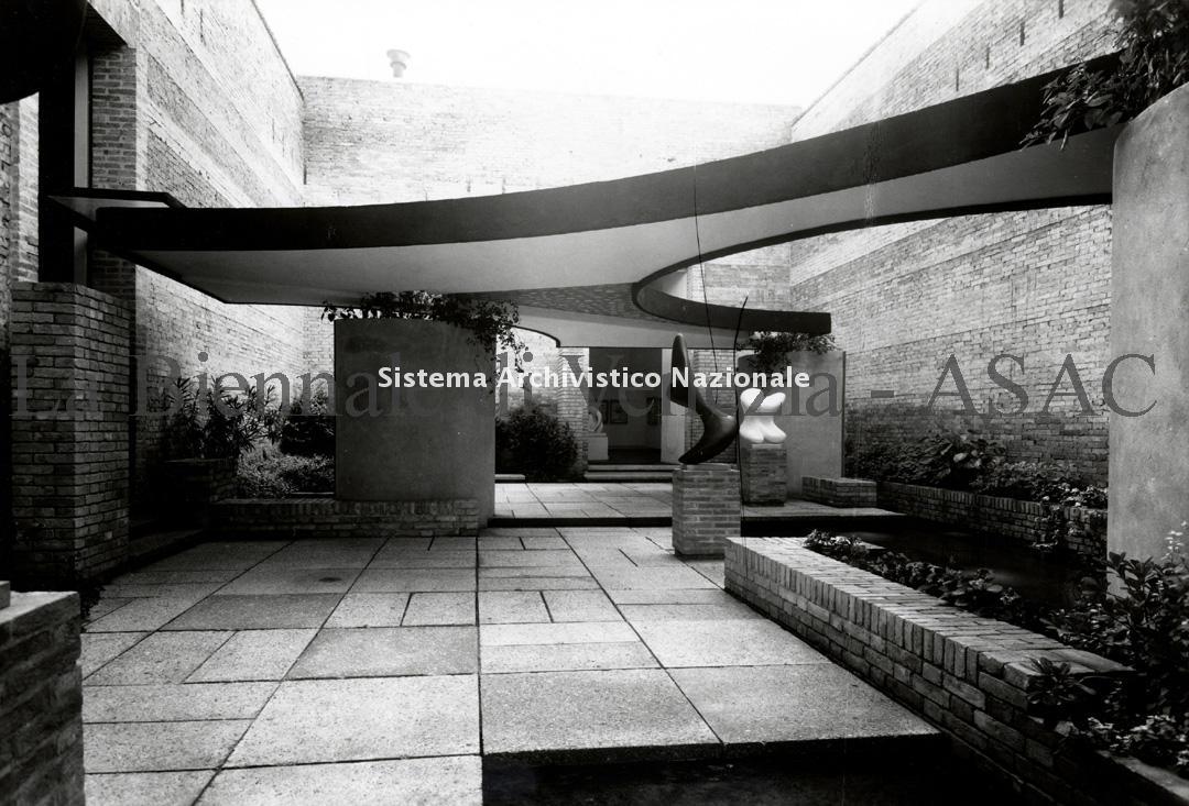Carlo Scarpa, Padiglione Italia, Biennale Venezia 1952