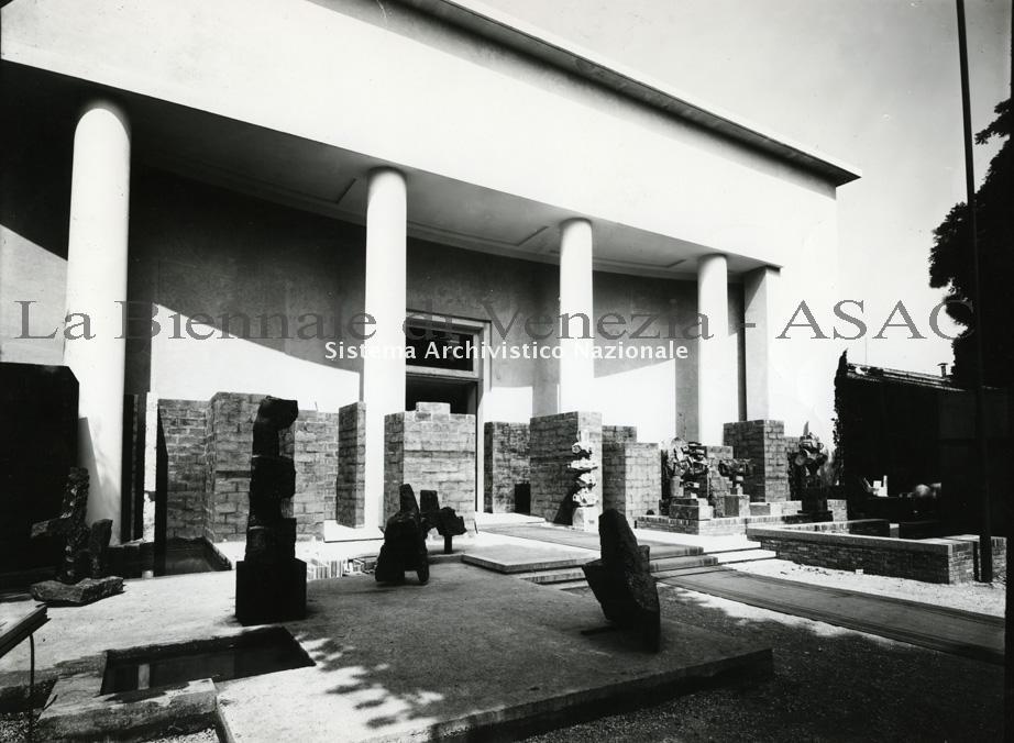 Carlo Scarpa, Padiglione Italia, Biennale Venezia 1962