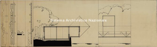 Costantino Dardi, Rio dei Giardini, Biennale Venezia 1982