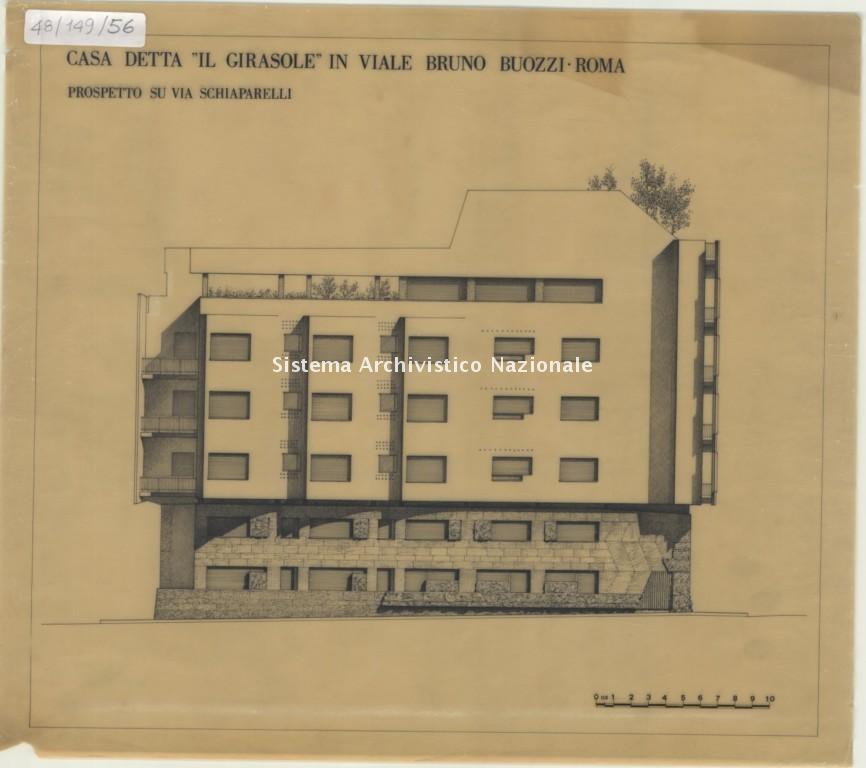 Luigi Moretti, Casa