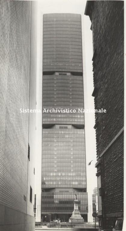 Luigi Moretti, Complesso residenziale Watergate, Washington 1960