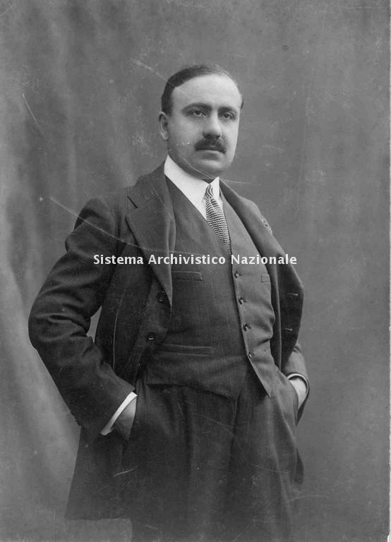 Cesare Bazzani, 1900 ca