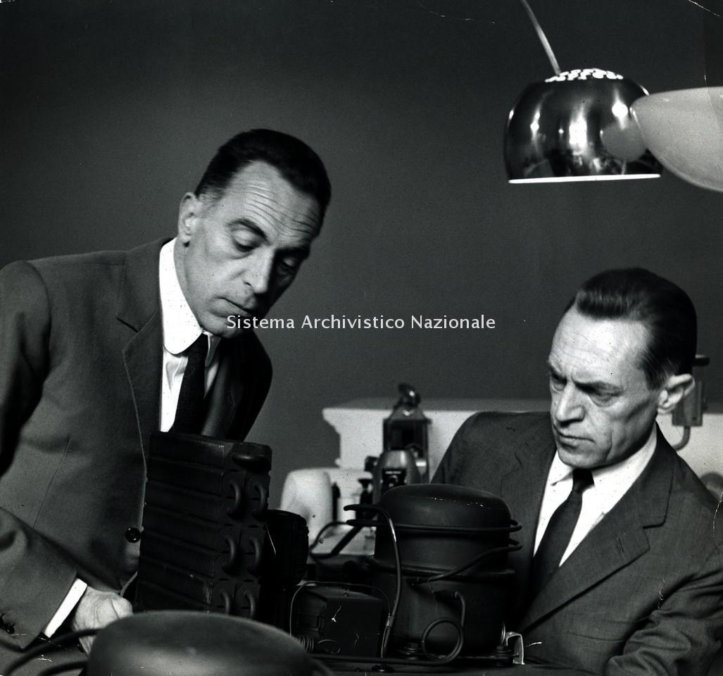 Achille e Pier Giacomo Castiglioni, Milano anni '60