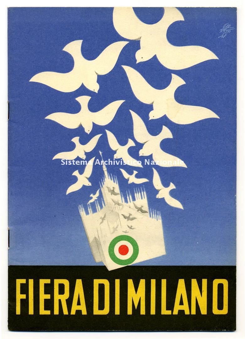 Fiera Campionaria, opuscolo, 1949