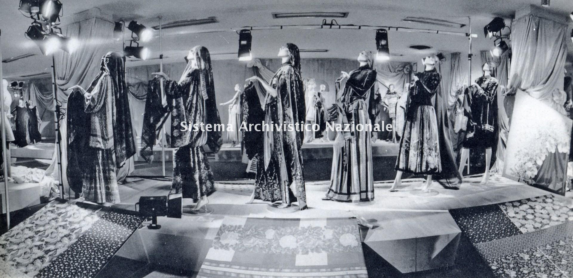 Grande Fiera D'Aprile, mostra di moda, Milano 1986