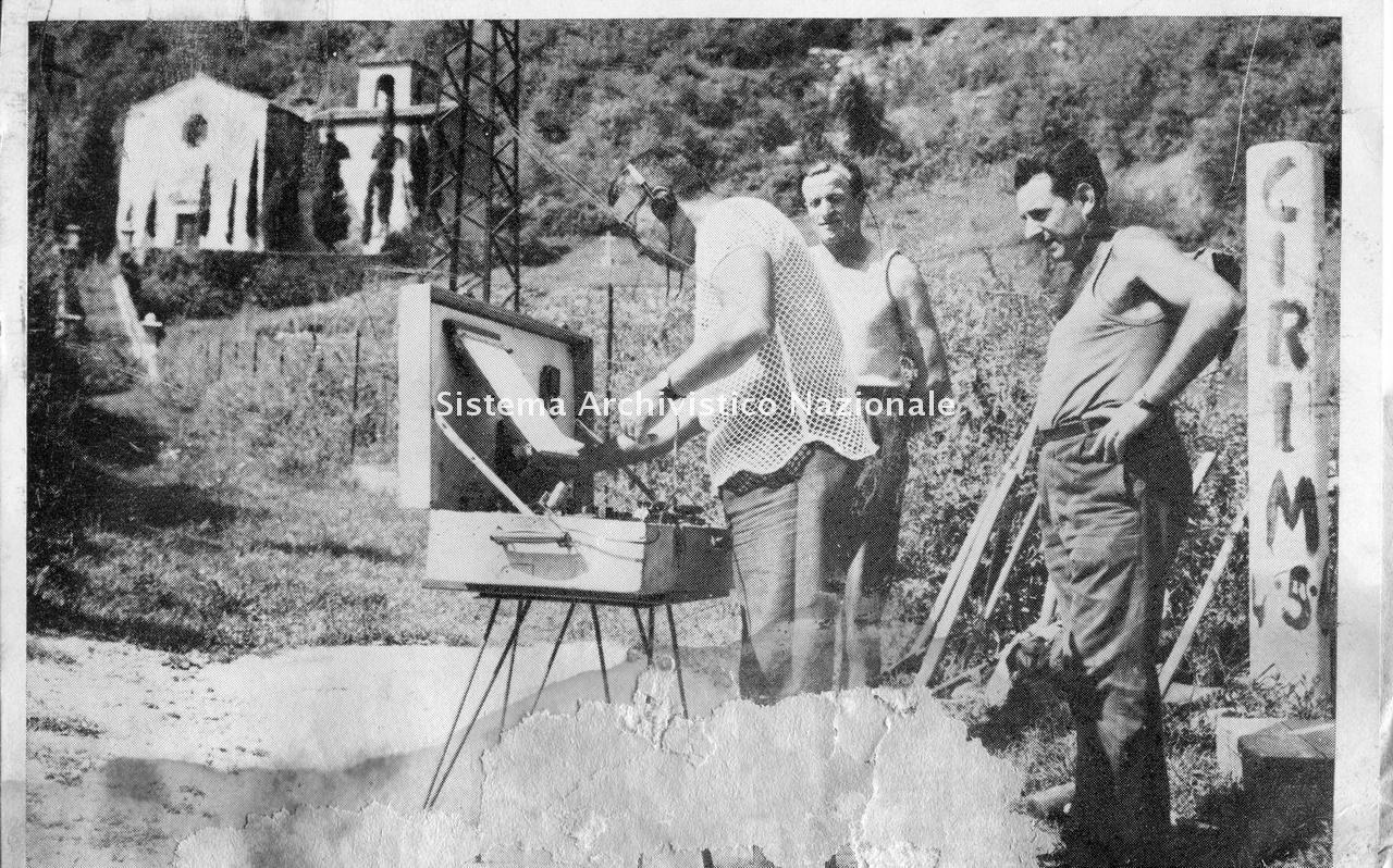 Archivio di Stato di Bergamo, Ispettorato provinciale dell'alimentazione, Ispettorato provinciale dell'agricoltura, Schedario fotografico dell'ex Servizio provinciale Foreste e Alimentazione, 4.1: Agricoltura - aziende, 1_4.1-112