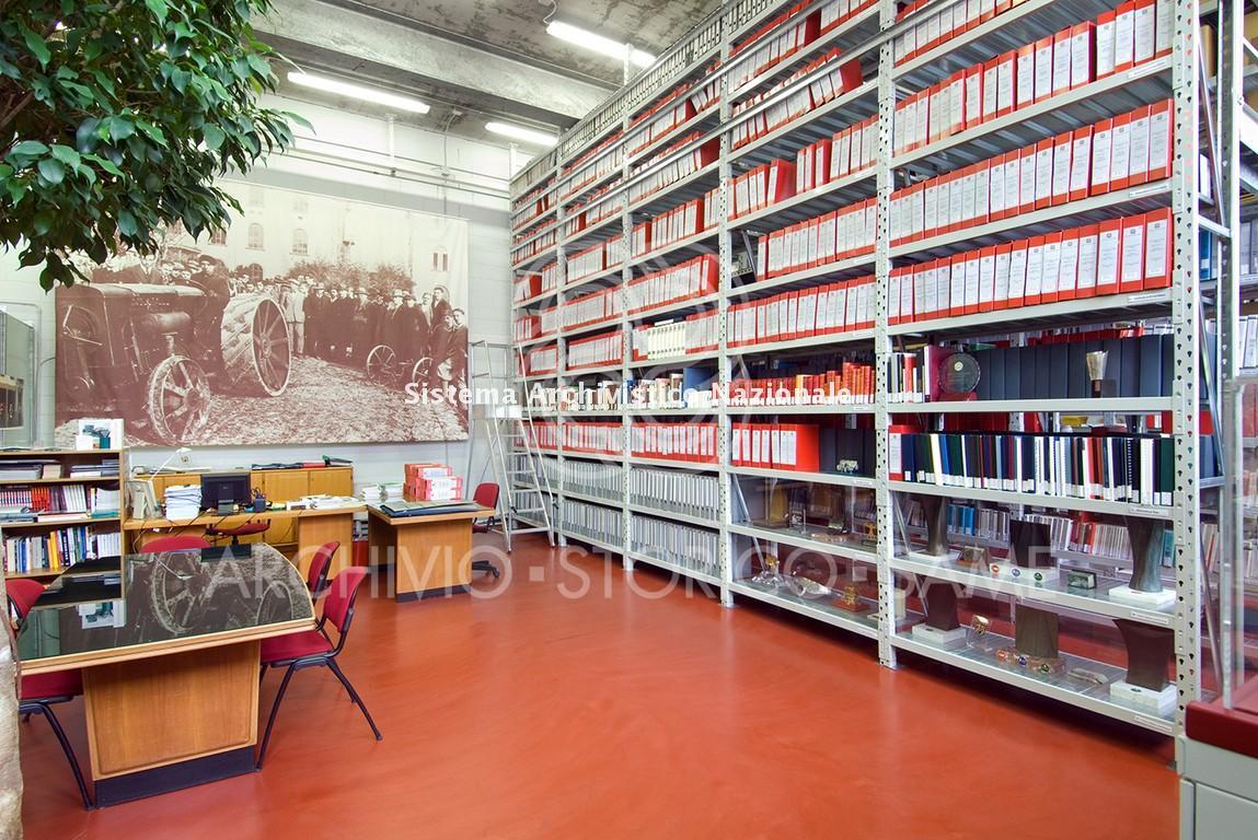Archivio storico SAME, Treviglio 2012