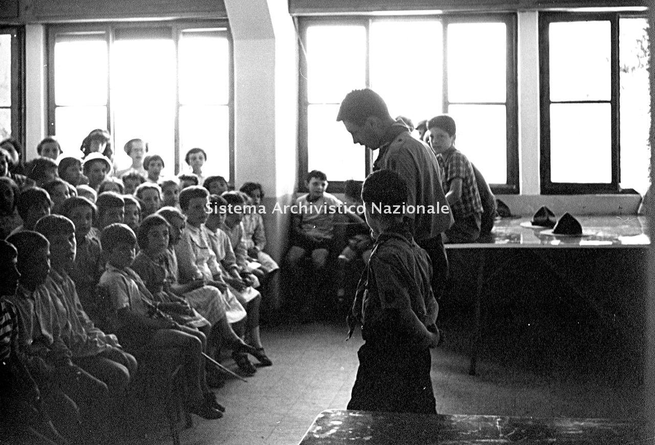 Archivio di Stato di Bergamo, Ente Nazionale per la Protezione Morale del Fanciullo, 9.3 Fotografie non collegate a documenti, 2/117