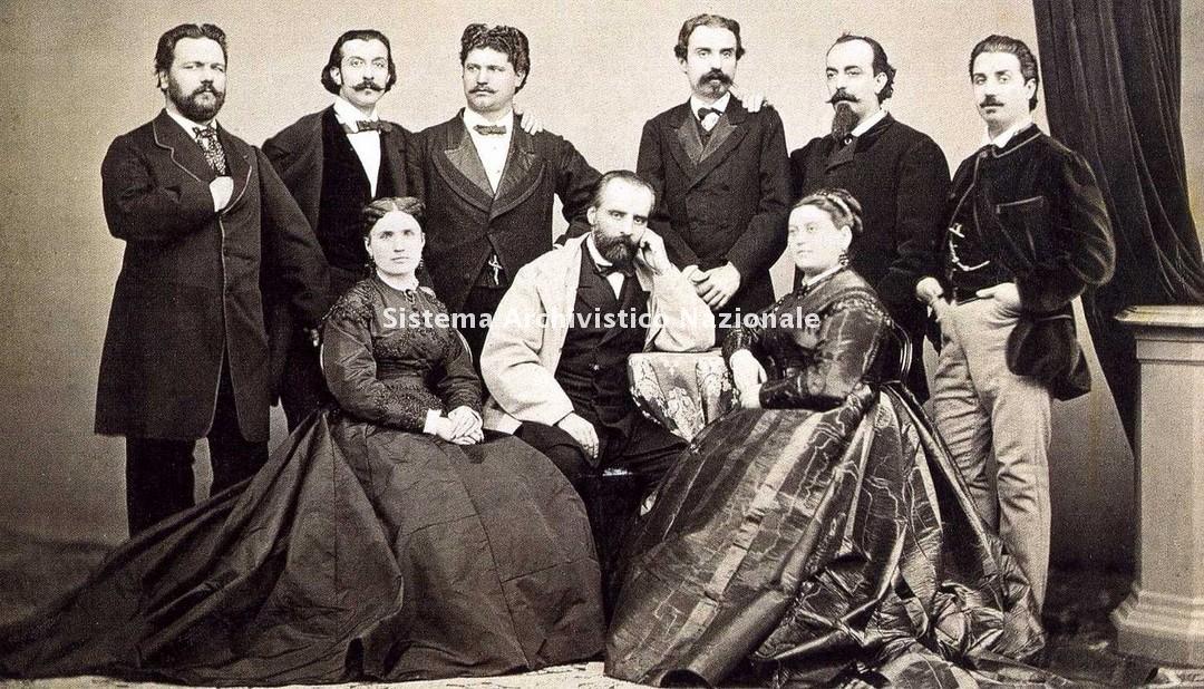 Interpreti di Don Carlos, 1867