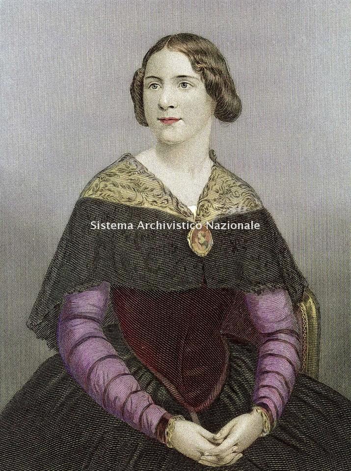 Jenny Lind, soprano, sec. XIX