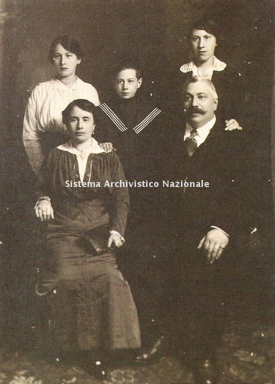 Famiglia Orsoni, Venezia inizio sec. XX