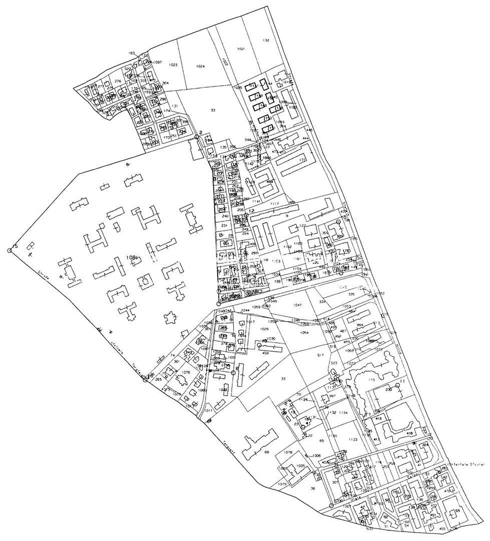 Agenzia del Territorio, Ufficio Provinciale di Siracusa, Foglio 29, particella 1081