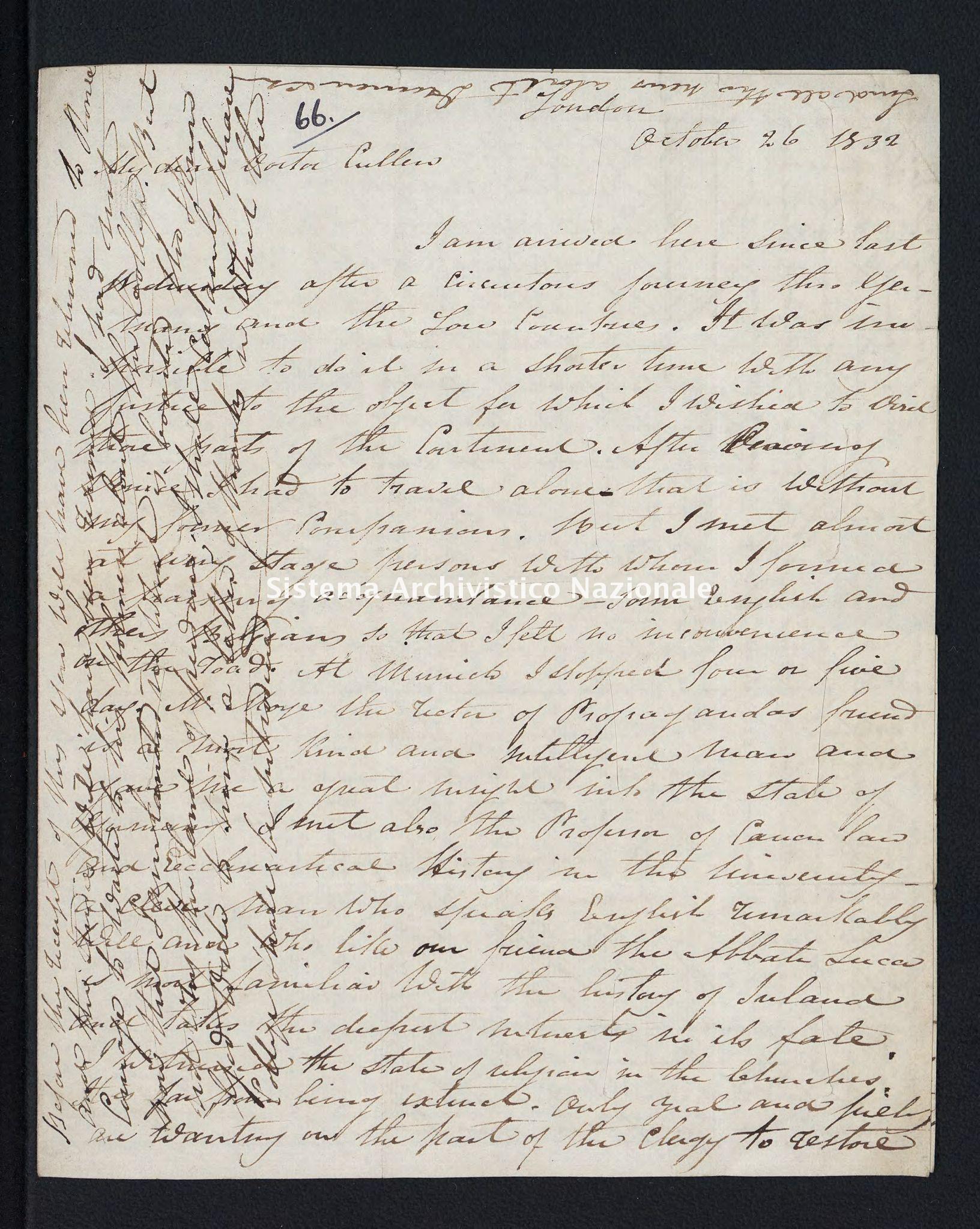 Pontificio Collegio Irlandese - Cullen_1832_66