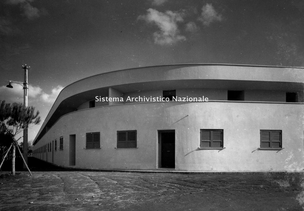 Giuseppe Nicolosi, Quartiere di residenze popolarissime, Pietralata II, Roma 1935-1937