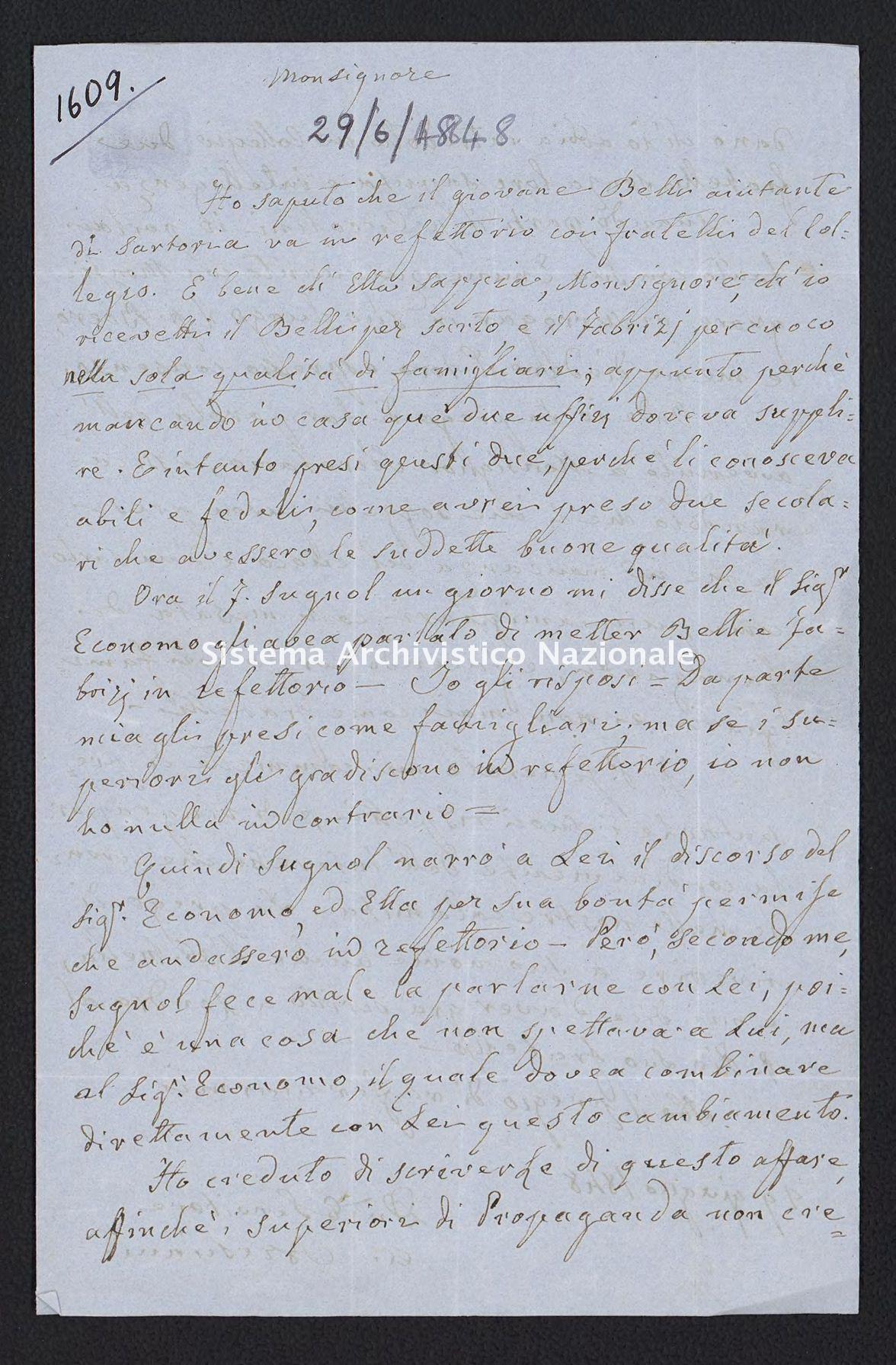 Pontificio Collegio Irlandese - Cullen_1848_1609