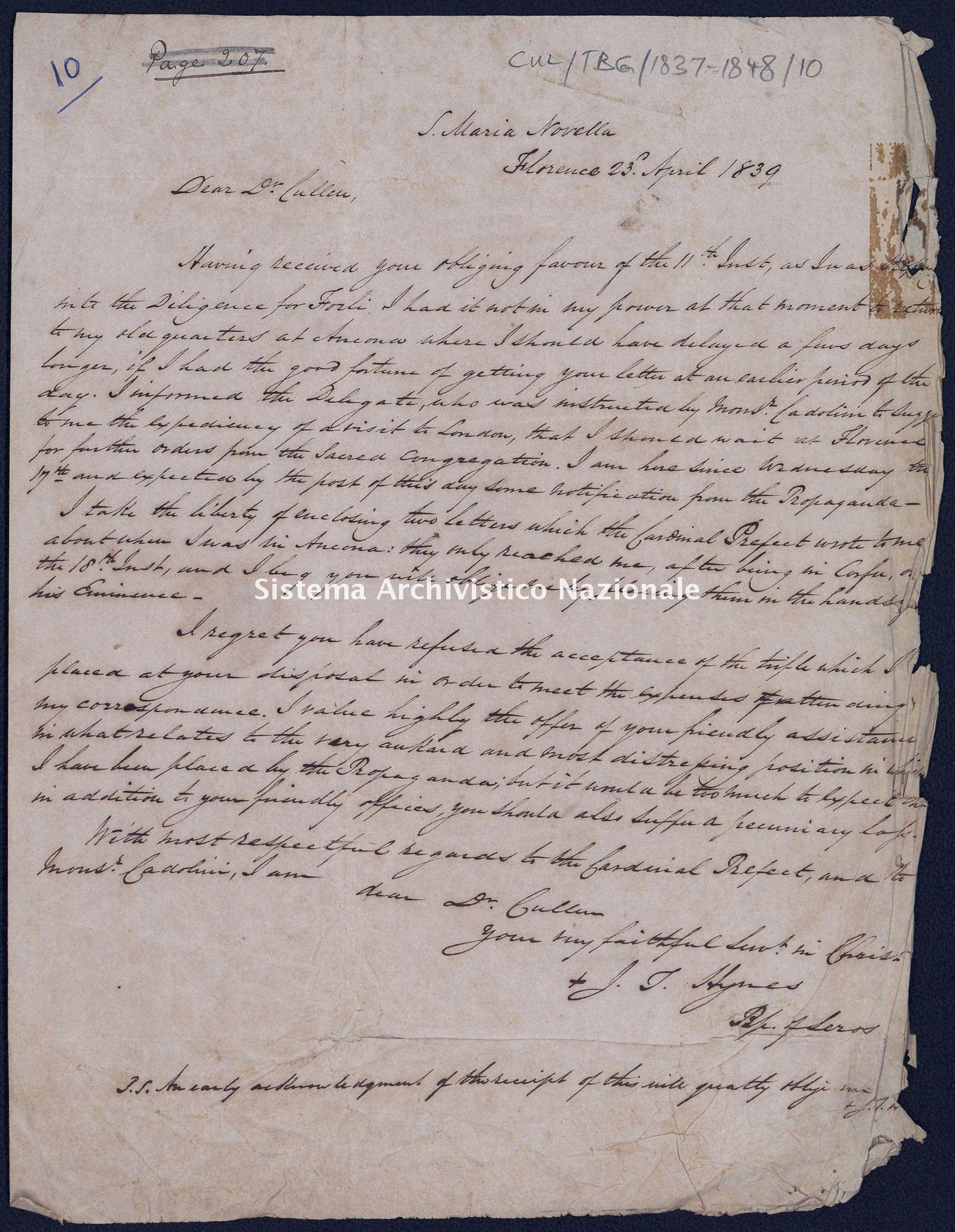 Pontificio Collegio Irlandese - Cullen_TBG_1839_10