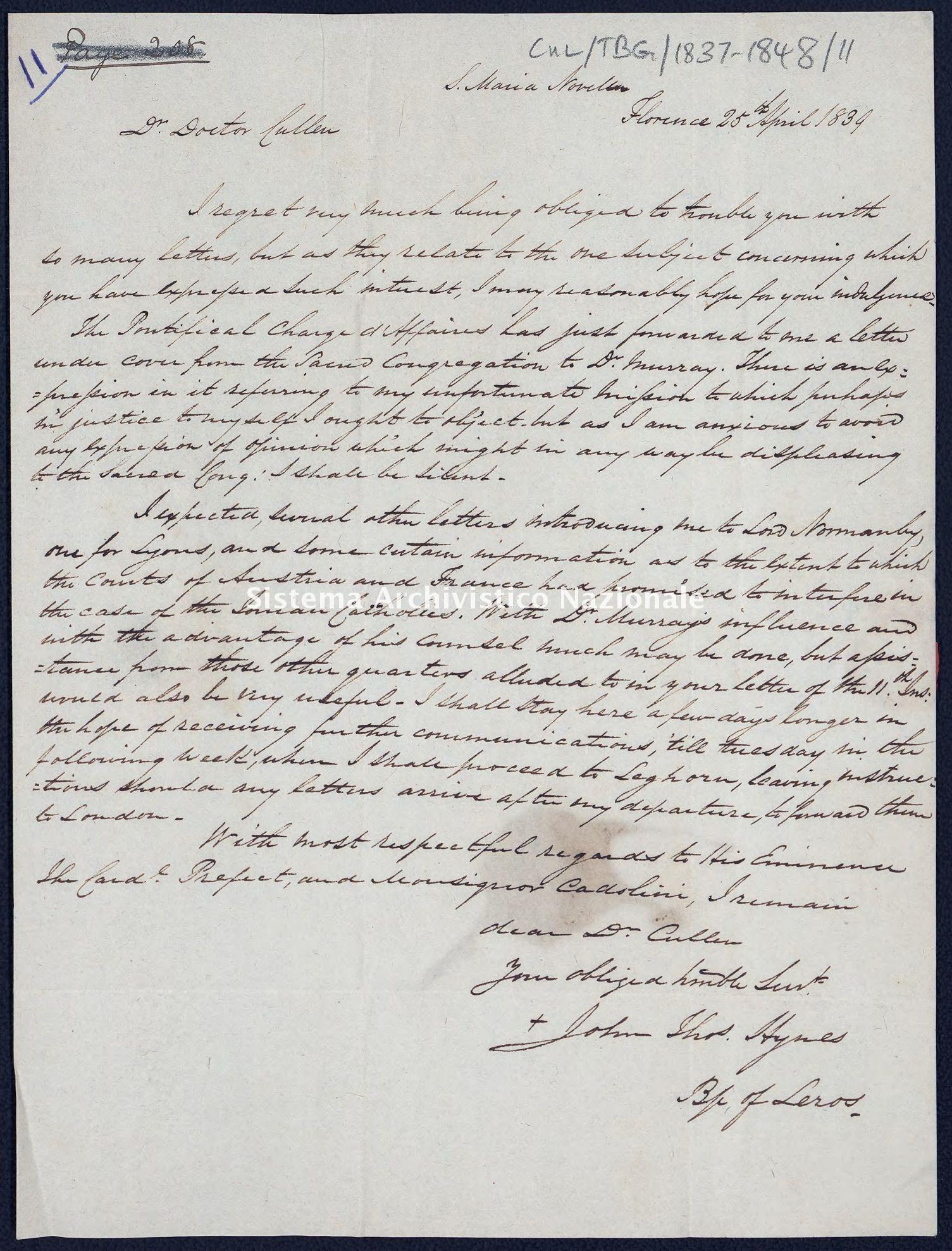 Pontificio Collegio Irlandese - Cullen_TBG_1839_11