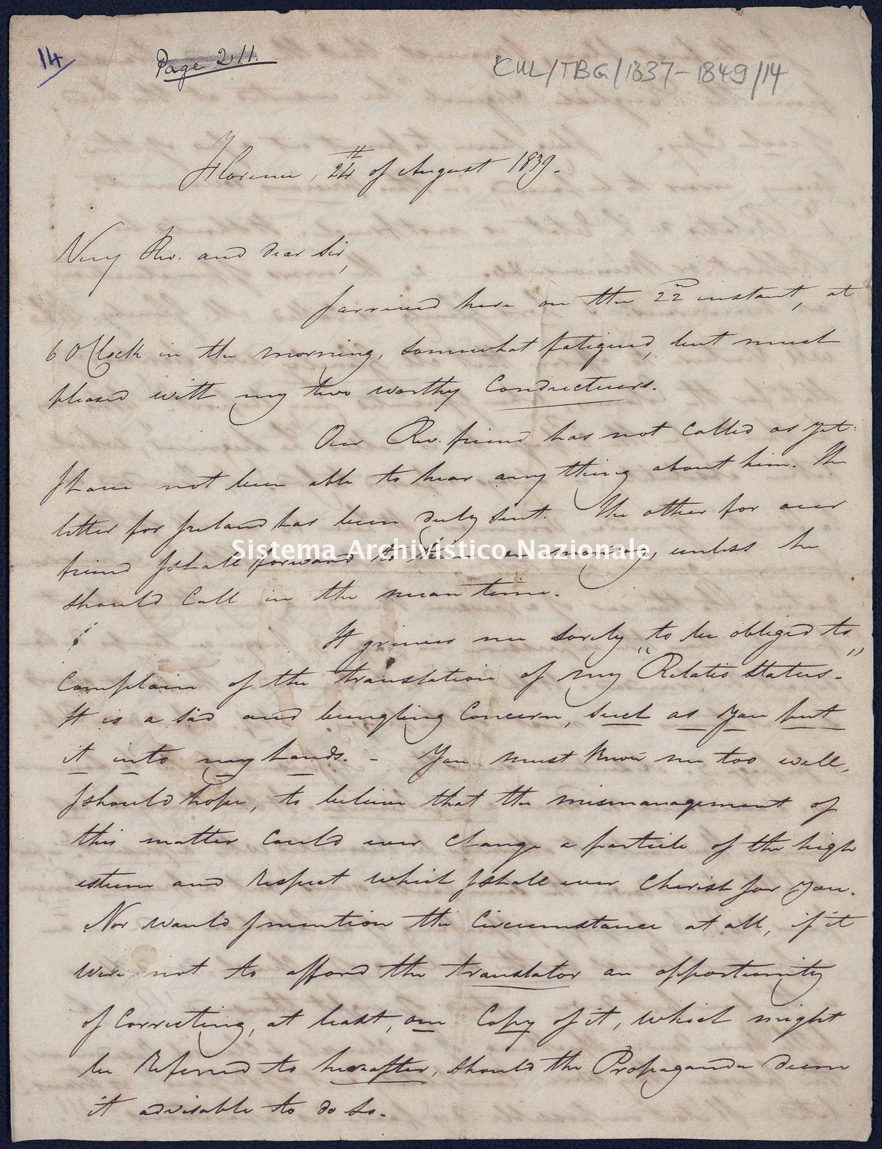 Pontificio Collegio Irlandese - Cullen_TBG_1839_14