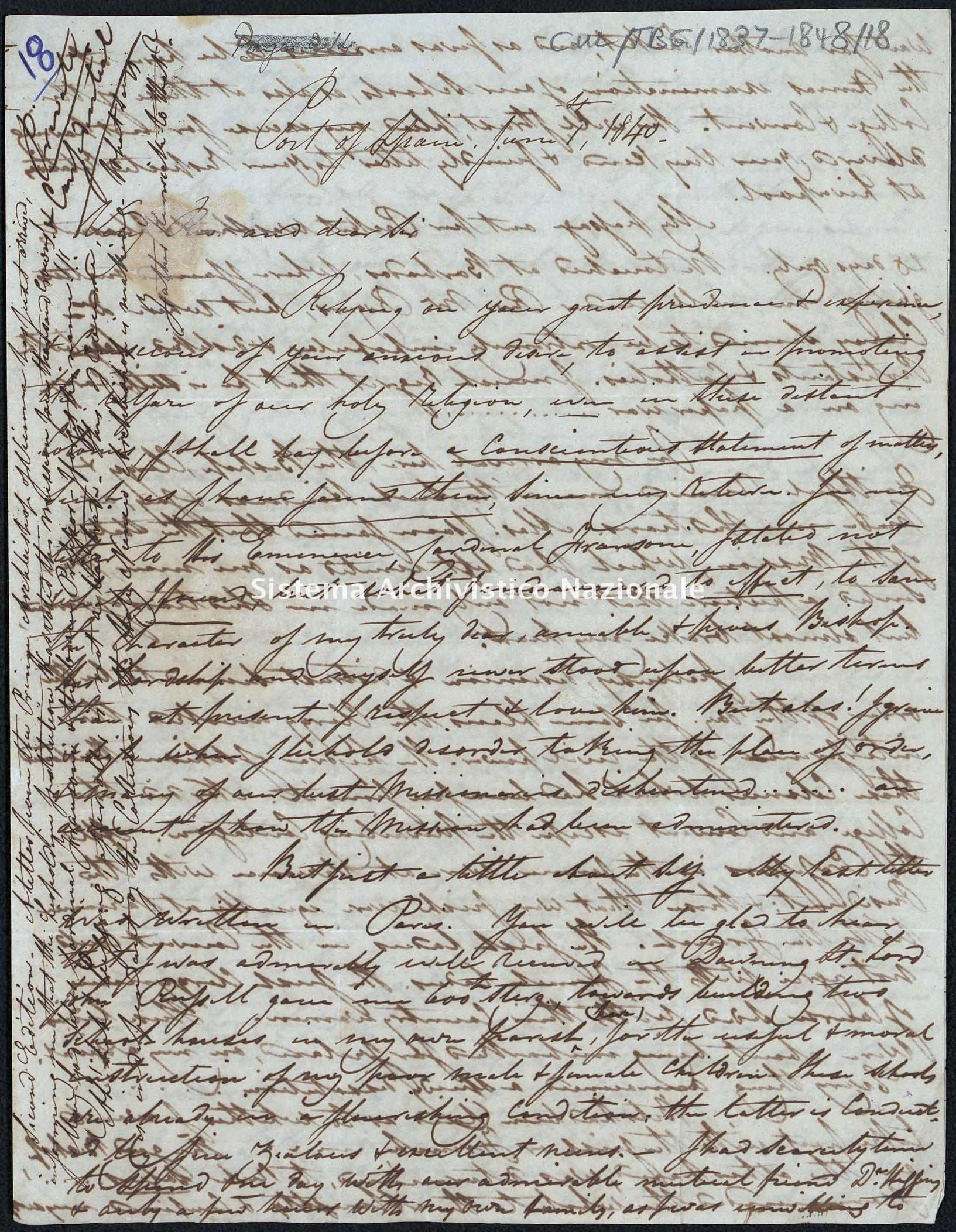 Pontificio Collegio Irlandese - Cullen_TBG_1840_18