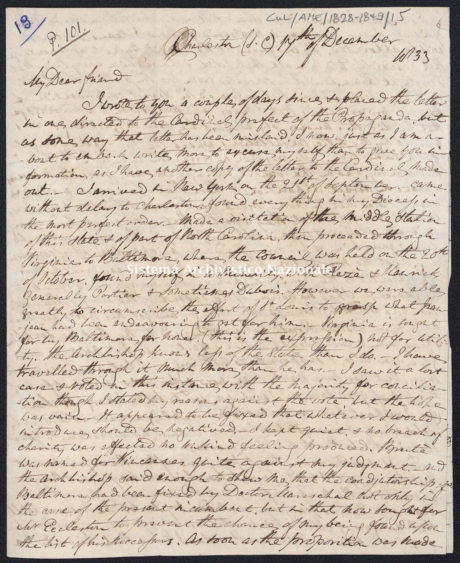 Pontificio Collegio Irlandese - Cullen_AME_1833_15