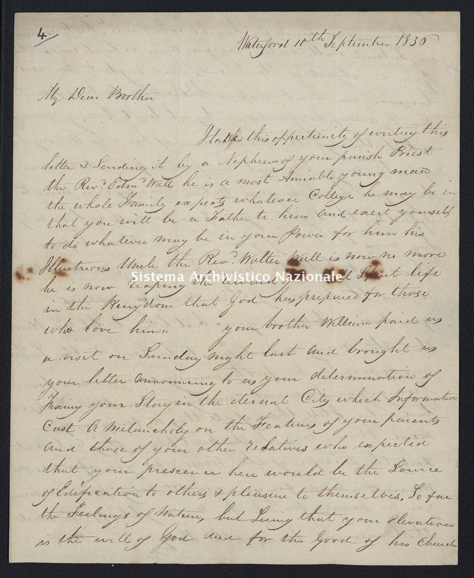 Pontificio Collegio Irlandese - Kirby_1836_4