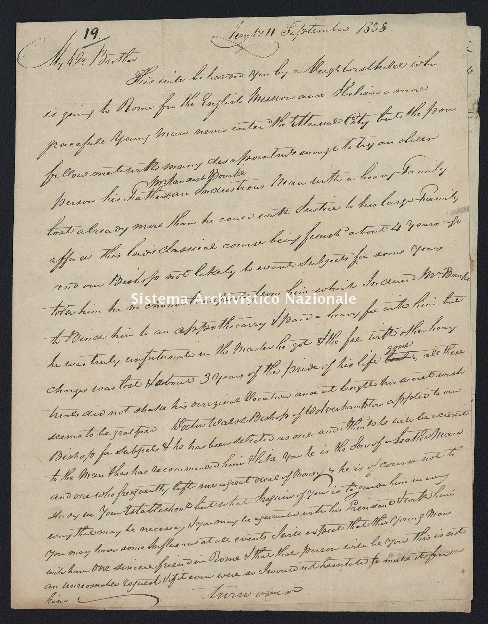 Pontificio Collegio Irlandese - Kirby_1838_19