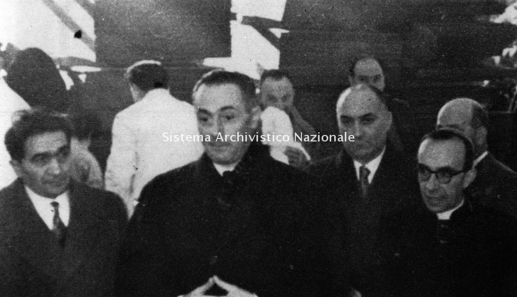 SAMA, Aristide Merloni ed Enrico Mattei