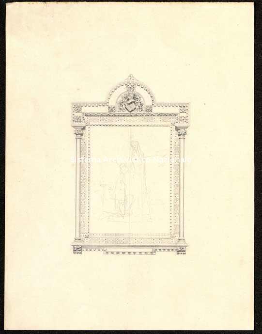 ASPC, Mappe, stampe e disegni, n. 0032