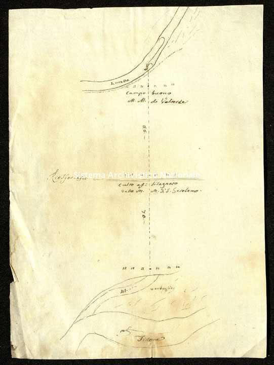 ASPC, Mappe, stampe e disegni, n. 0033