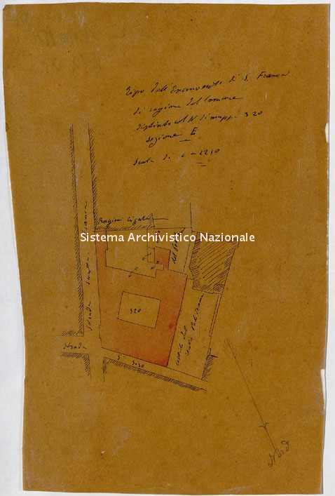 ASPC, Mappe, stampe e disegni, n. 0040