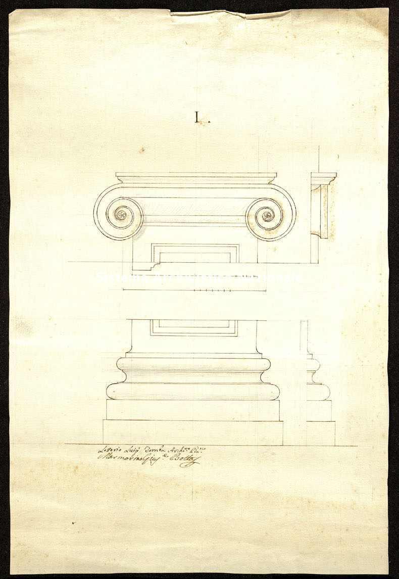 ASPC, Mappe, stampe e disegni, n. 0060