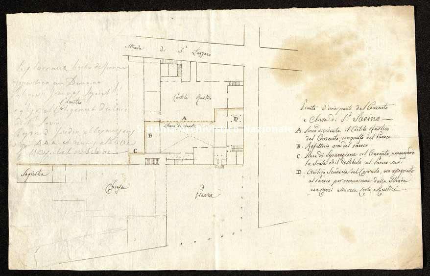 ASPC, Mappe, stampe e disegni, n. 0093