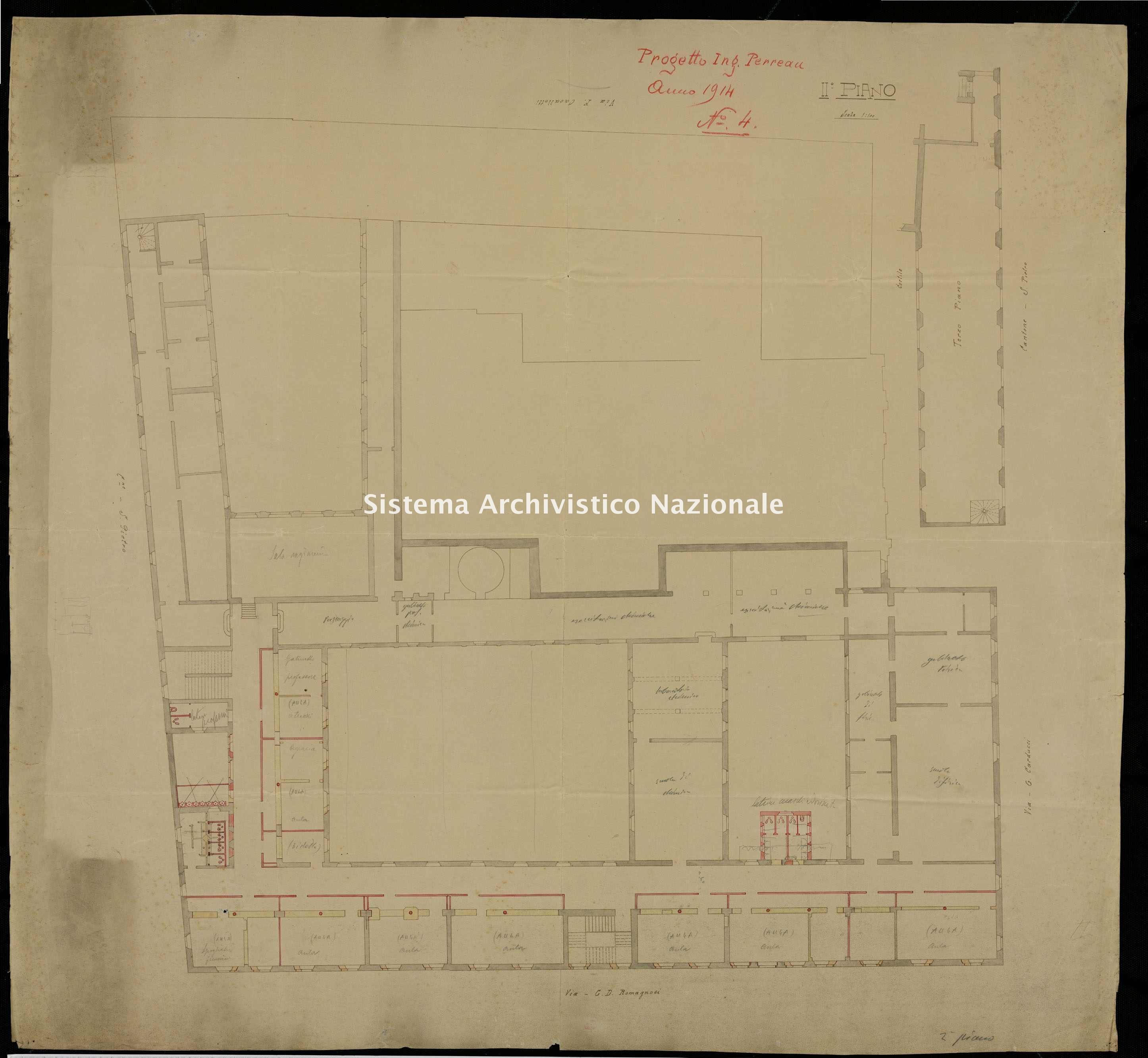 ASPC Mappe, stampe e disegni, n. 5109