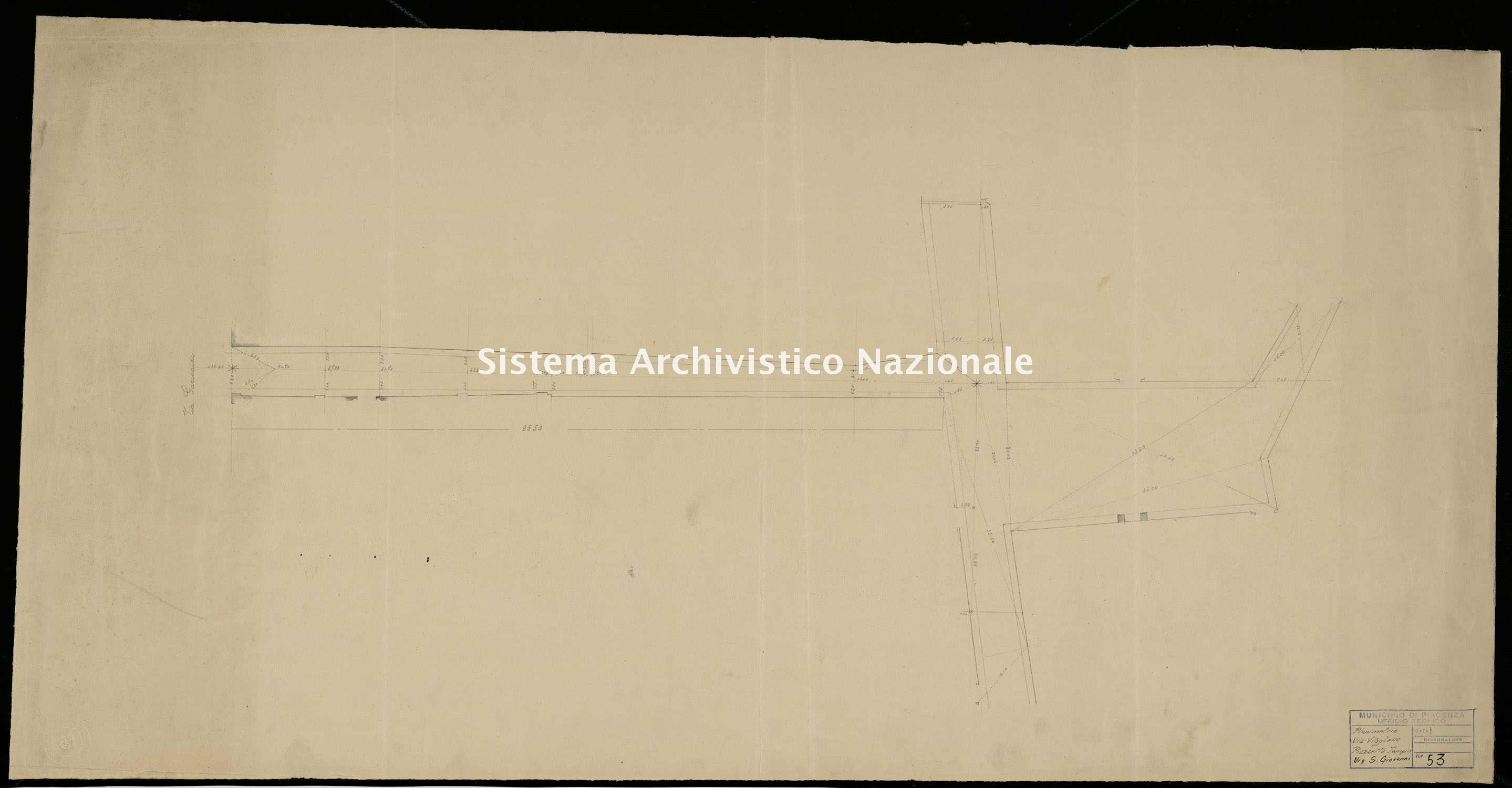 ASPC Mappe, stampe e disegni, n. 5126