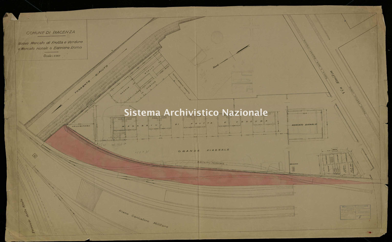 ASPC Mappe, stampe e disegni, n. 5131