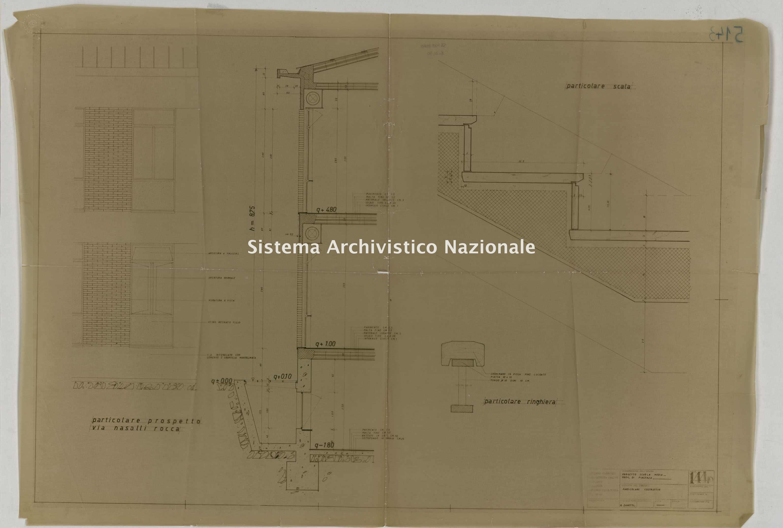 ASPC Mappe, stampe e disegni, n. 5143