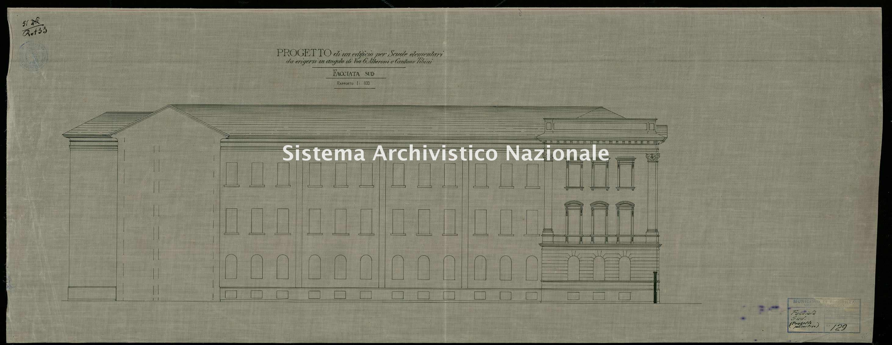 ASPC Mappe, stampe e disegni, n. 5171