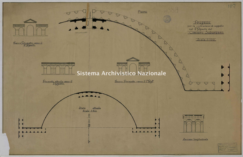 ASPC Mappe, stampe e disegni, n. 5181