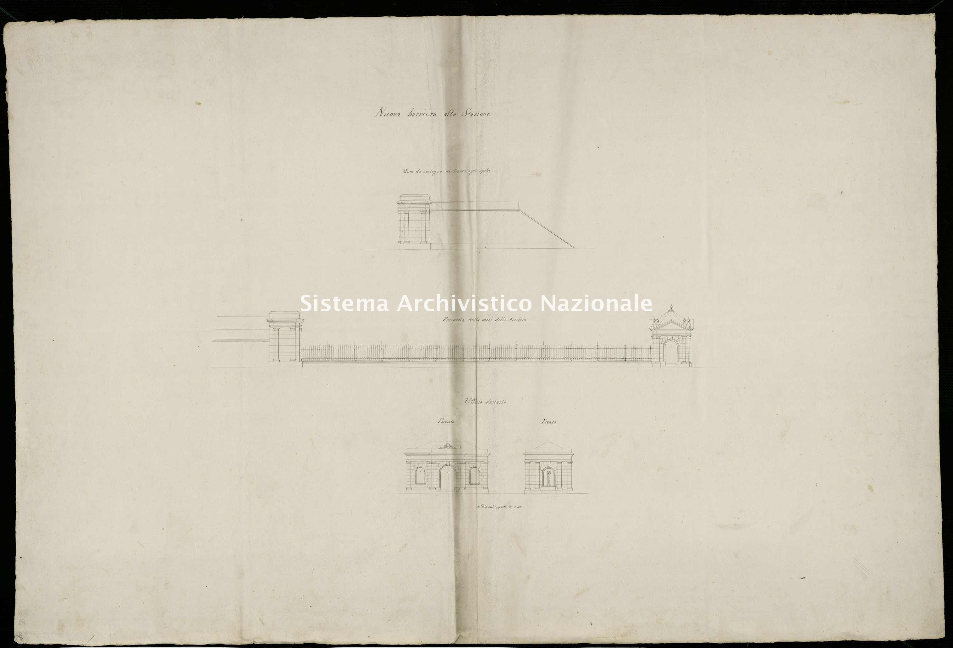 ASPC Mappe, stampe e disegni, n. 5184