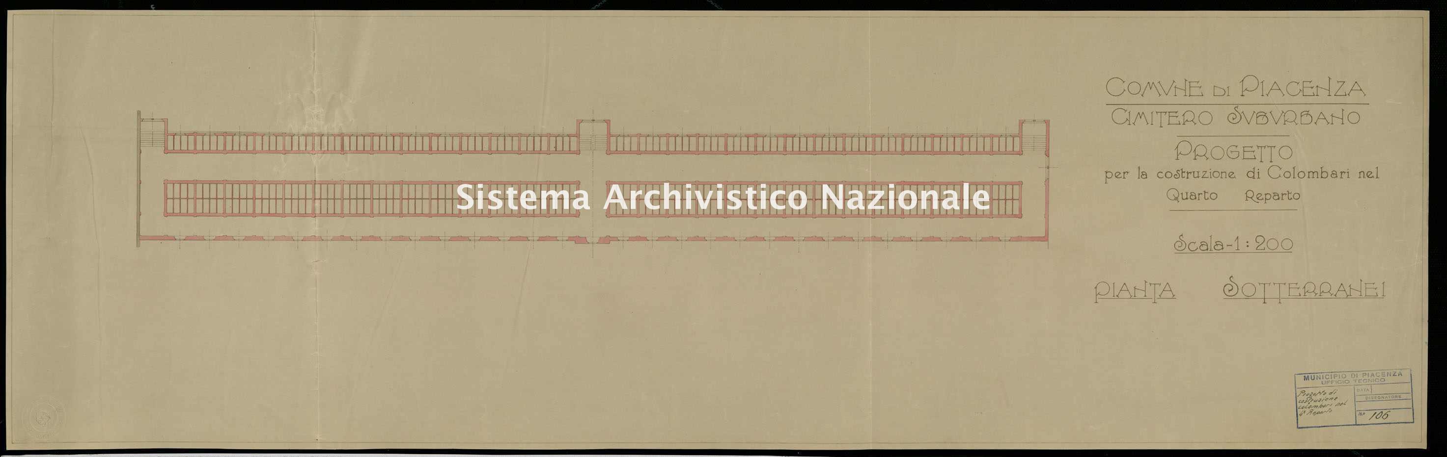 ASPC Mappe, stampe e disegni, n. 5221