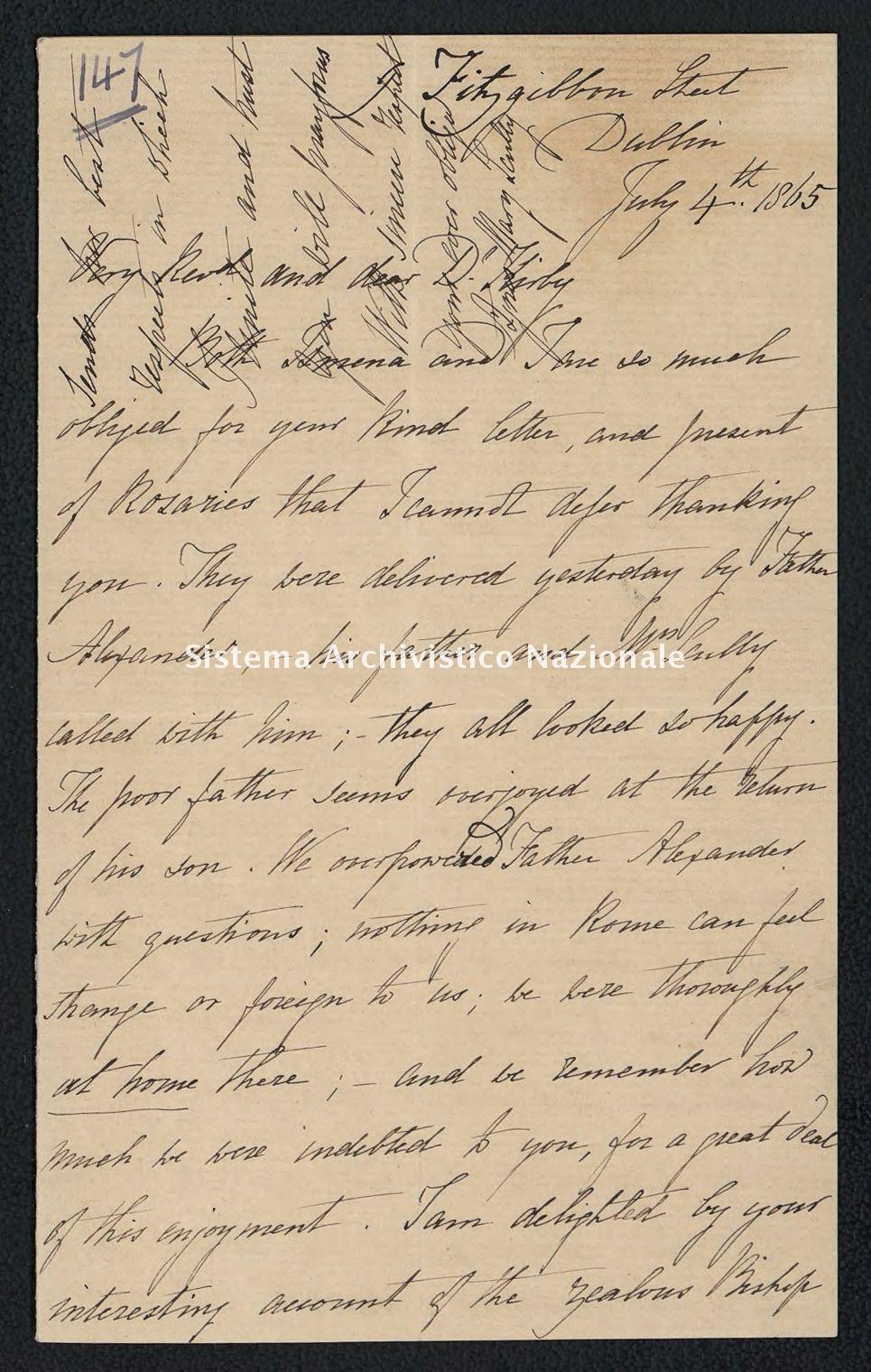 Pontificio Collegio Irlandese - Kirby_1865_147