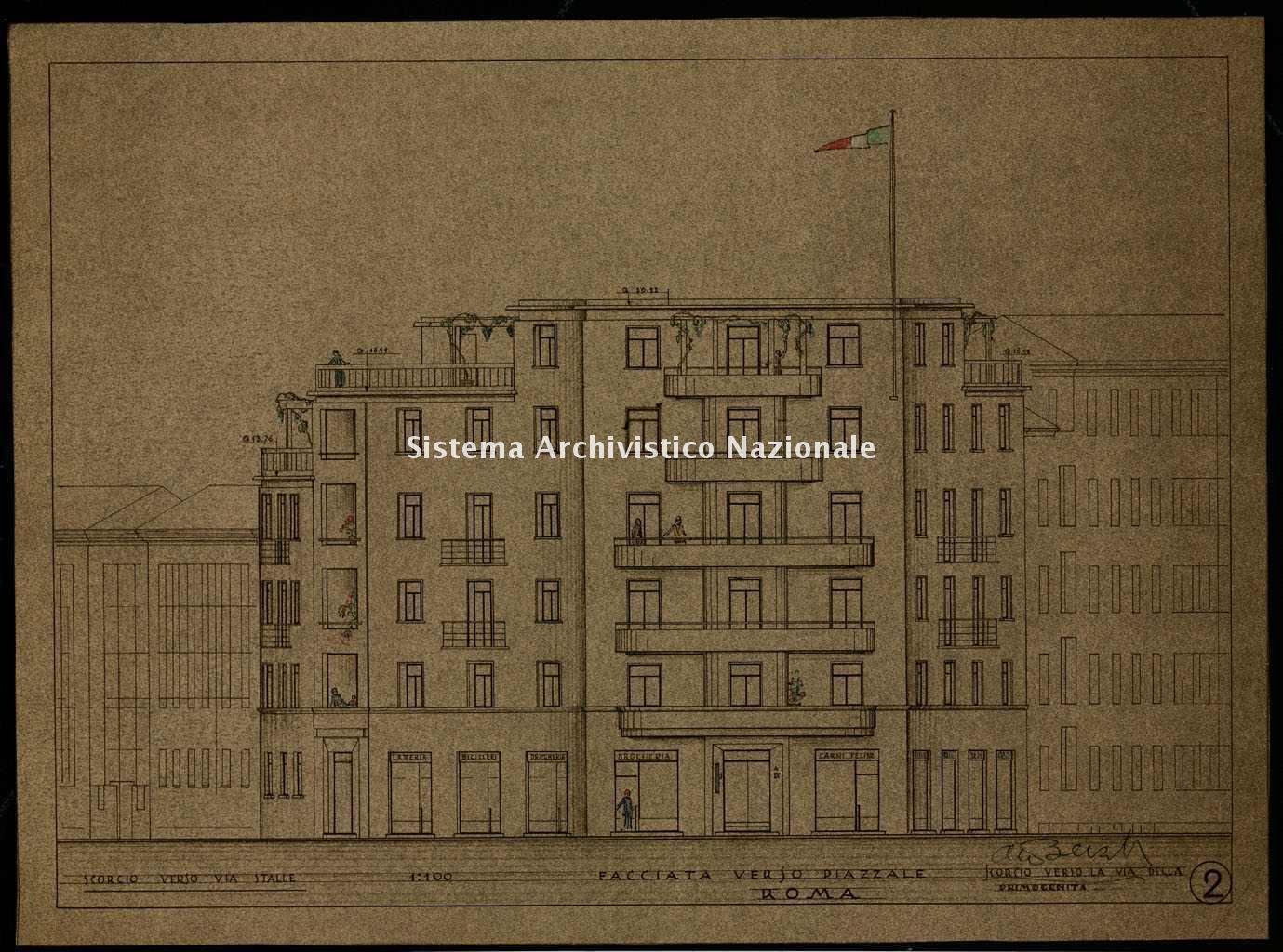 ASPC Mappe, stampe e disegni, n. 6496