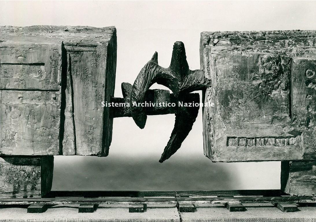 Julio Lafuente, Concorso internazionale per un Monumento ai deportati di Auschwitz, 1958