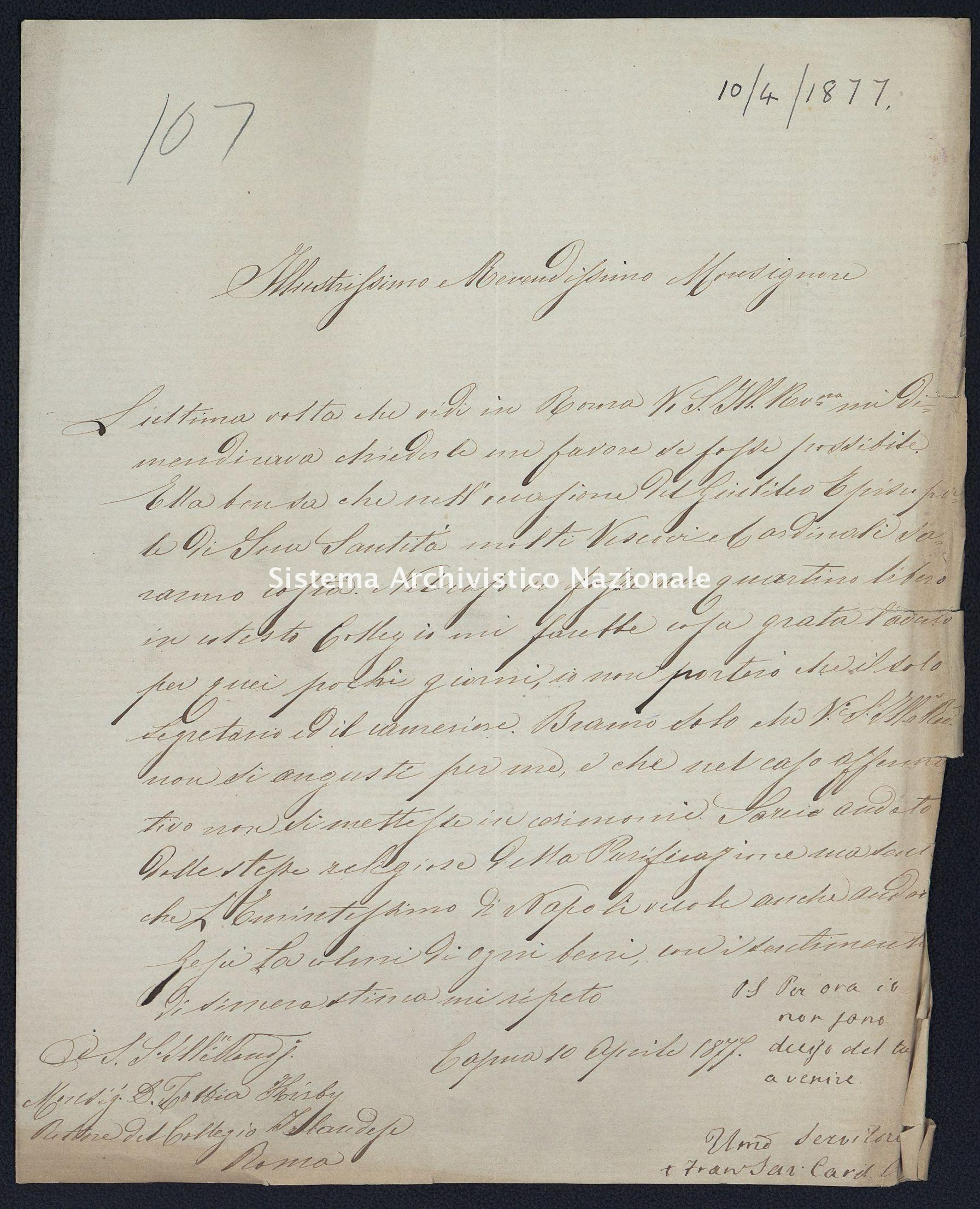 Pontificio Collegio Irlandese - Kirby_1877_107