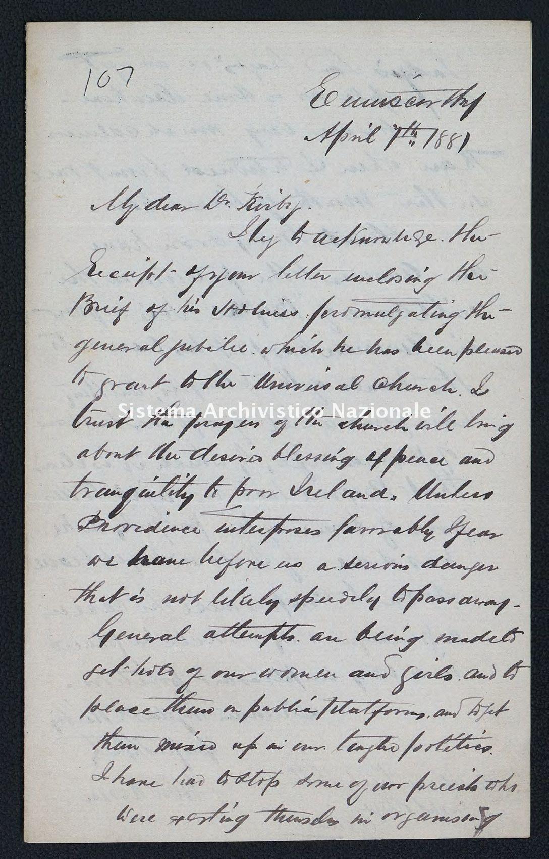 Pontificio Collegio Irlandese - Kirby_1881_107