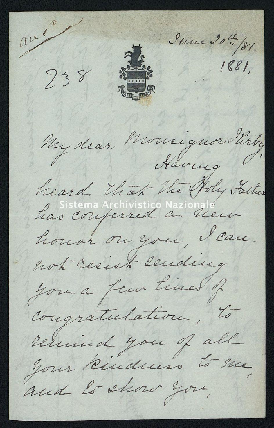 Pontificio Collegio Irlandese - Kirby_1881_238