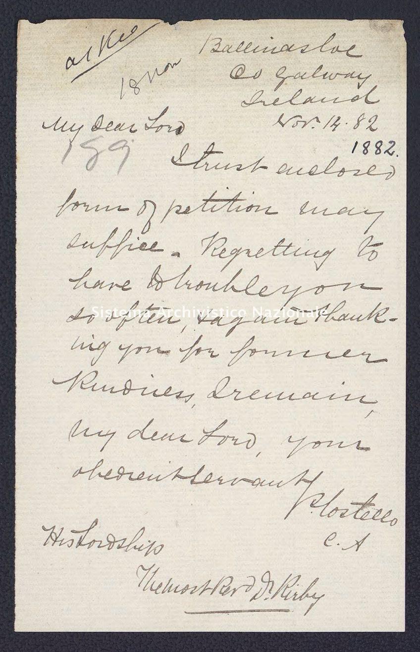 Pontificio Collegio Irlandese - Kirby_1882_189