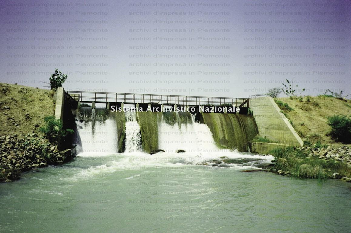 Borini & Prono Costruzioni spa, diga sul fiume Niger, Nigeria anni 2000